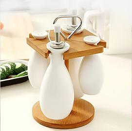 简约风格陶瓷酱油瓶